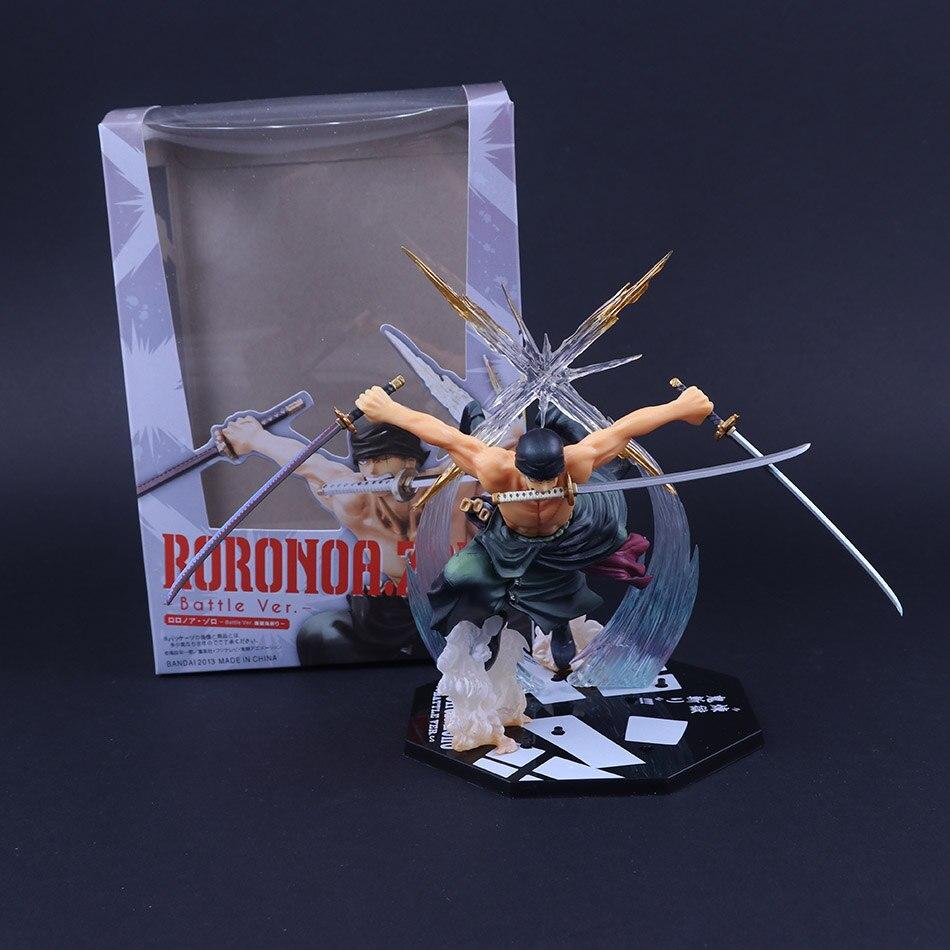 "Bandai Roronoa Zoro /""One Piece/"" Battle Version Figuarts Zero"
