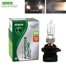 """XENCN HB3A 9005XS 12V 60W 3200K прозрачная серия Оригинальные Автомобильные фары точечные фары """"emark"""" галогенные лампы авто лампы для Cadillac джип Dodge"""