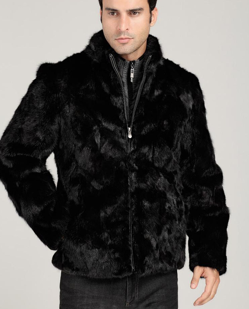 High Quality Mens Mink Coat-Buy Cheap Mens Mink Coat lots from ...
