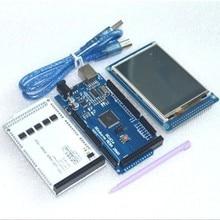 "3.2"" TFT LCD Touch + TFT 3.2"" Shield + Funduino Mega 2560 ATmega2560 16AU,"