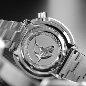 Image 5 - San Martin NEW Tuna SBBN015 Fashion Automatic Watch NH35 Movement Stainlss Steel Diving Watch 300mWater Resistant Ceramics bezel
