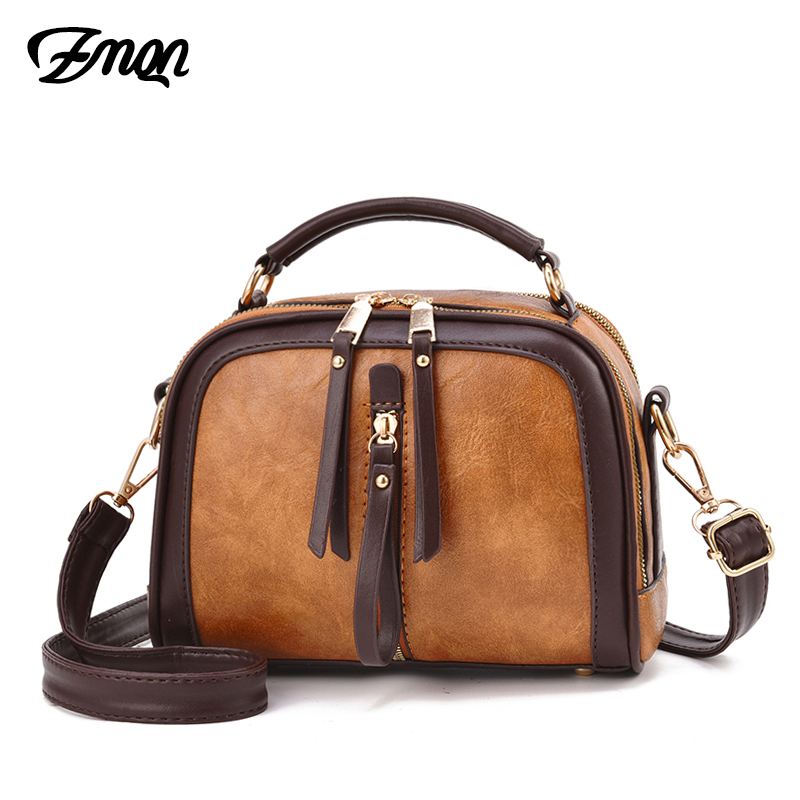 edae544e16 ZMQN crossbody bags for girls party shoulder bag female pu leather messenger  bags women small vintage