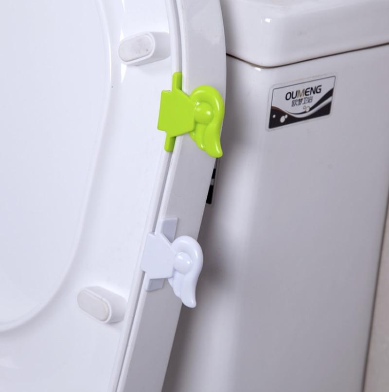 Cartoon Cover Lifter Toilet Seat Handle Bathroom Lid Cover Toilet ...