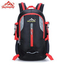 35L Outdoor Backpack Sports Bag Women Men Travel Waterproof Camping Hiking Climbing Rucksacks Cycling Backpacks