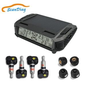 TPMS Car Tire Pressure Alarm M