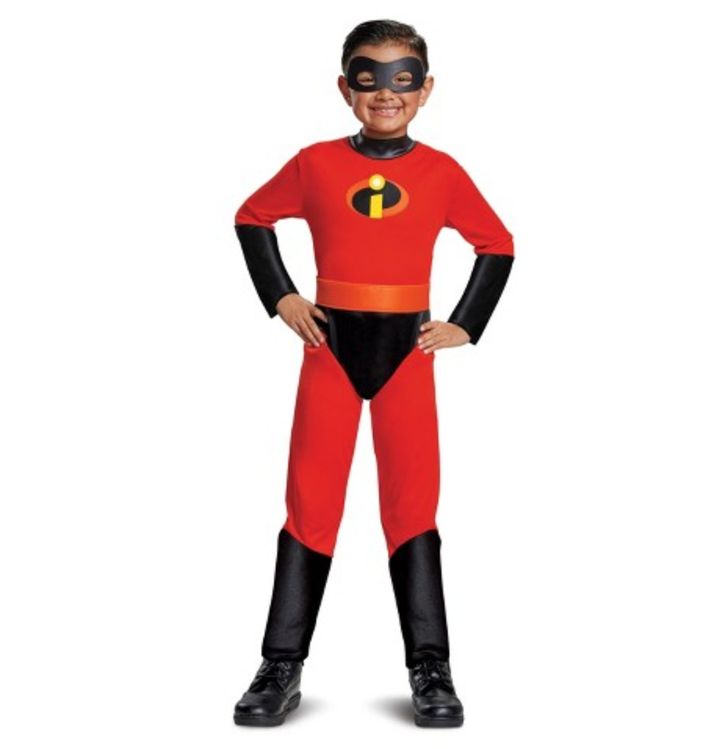 NEW Children's Halloween Costume Mr. Incredible jumpsuit Costume boys Dash Cosplay Kids Superhero Costume