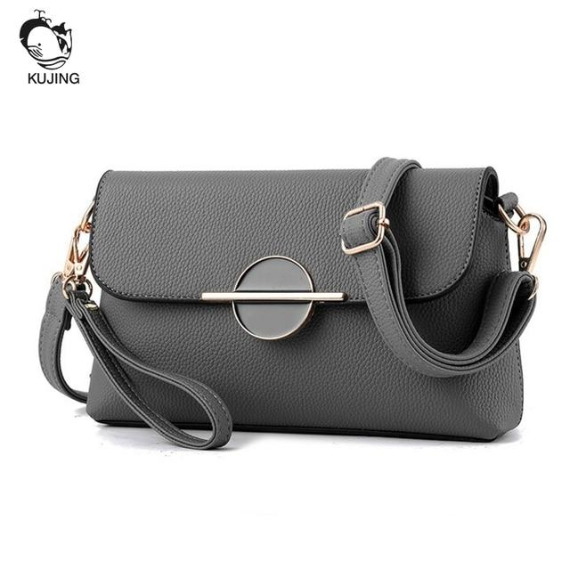 9329e3519ee9 ... KUJING Brand Fashion Handbag High Quality Luxury Women Small Square Bag  Cheap Shopping Leisure Womens Shoulder ...