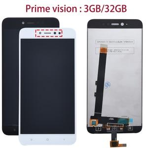 Image 4 - 1920*1080 5,5 дюймов AAA Качество ЖК + рамка для Xiaomi Redmi Примечание 5A ЖК дисплей экран для Redmi Note 5A Prime Y1/Y1 Lite LCD