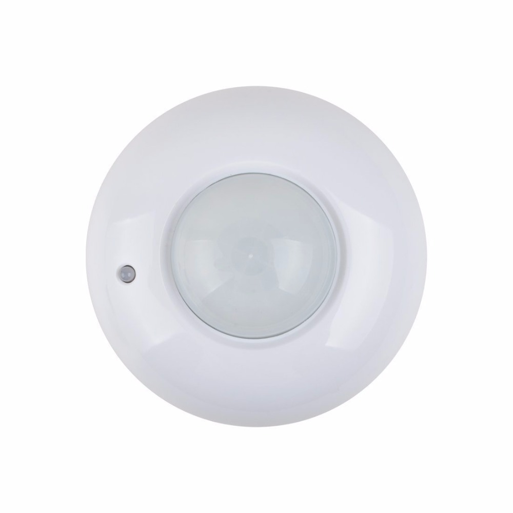 uxcell Motion Sensor Switch 110V-240V Adjustable Ceiling Infrared Body Motion Sensor Light Switch Security Automatic LED PIR Mot