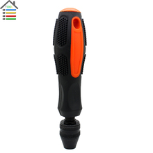 Adjustable Pin Vise Model Hand Drill Keyless Chuck Capacity 0.5-8mm fit Drill Bits Screwdriver