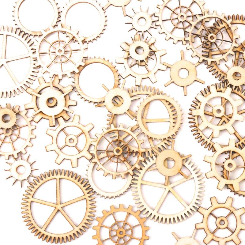 Mixed-Wheel-Gear-Pattern-Natrual-Wooden-Scrapbooking-Hollow-Craft-Round-Random-for-Handmade-Home-Decoration-20 (4)