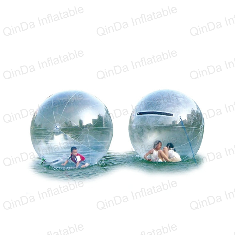 Floating Inflatable Walking Ball Inflatable Human Balloon Ball Water Rolling Zorb Ball Walking On Water Beach Toys