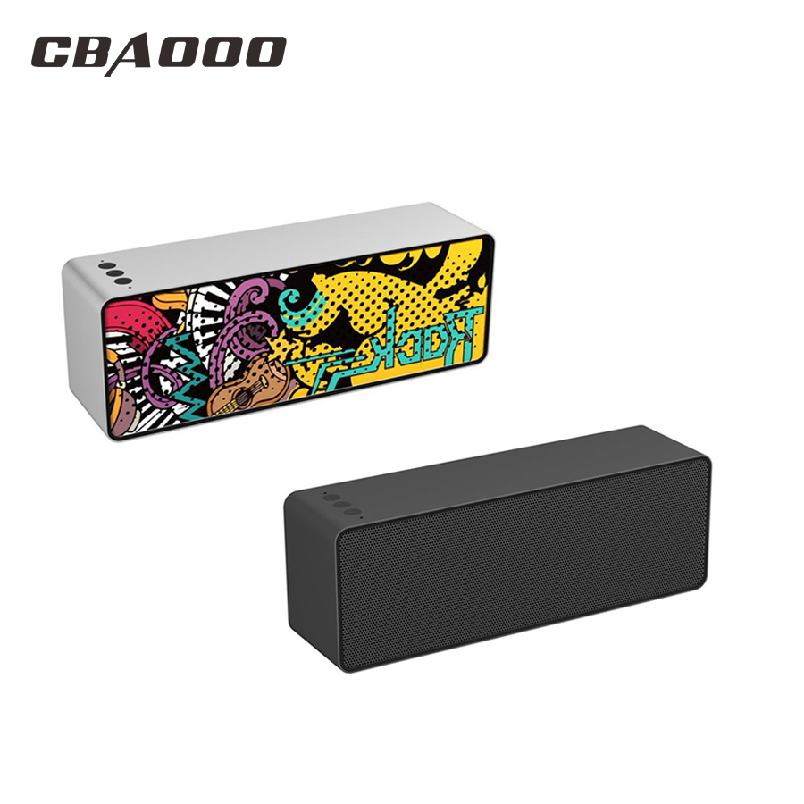 Cbaooo F2 Bluetooth Speakers Computer Portable Speakers Wireless Bluetooth Stereo Music Support Tf Card With Mic Voice Call