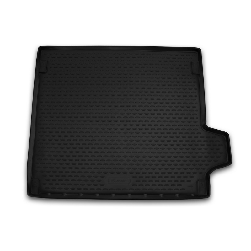 лучшая цена 1Set Car Cargo rear trunk mat For Land Rover Range Rover Sport 2015 2016 2017 Boot Liner Tray Anti-slip mat Accessories