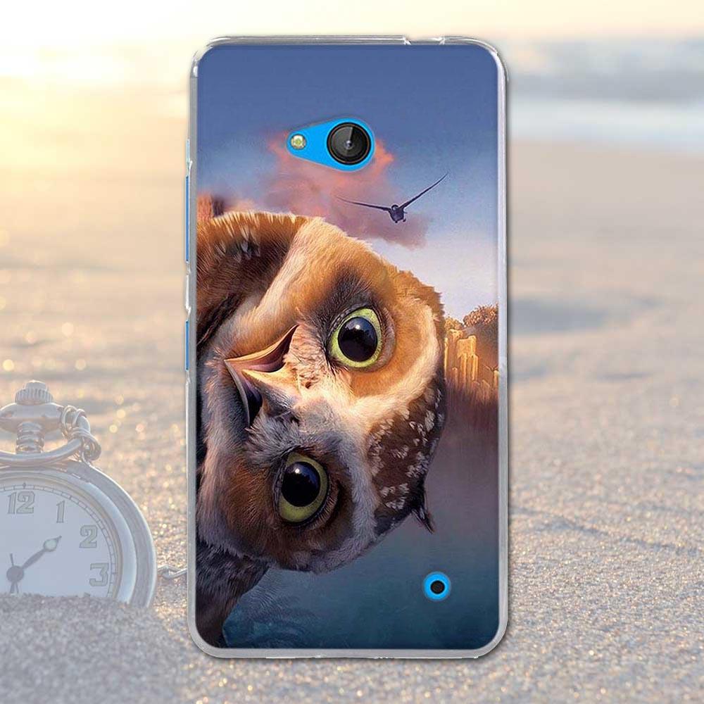 Coque dla nokia 640 case pokrywa dla nokia microsoft lumia 640 silikonowe cell phone case miękka tpu shell dla nokia 640 lumia 640 torba 11