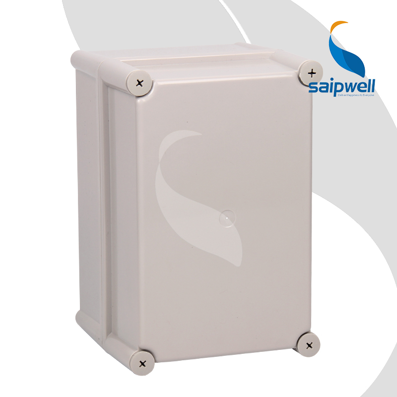 280*190*180mm Plastic Screw Design ABS Enclosure / Saipwell Industrial Waterproof Box (SP-02-281918) цены