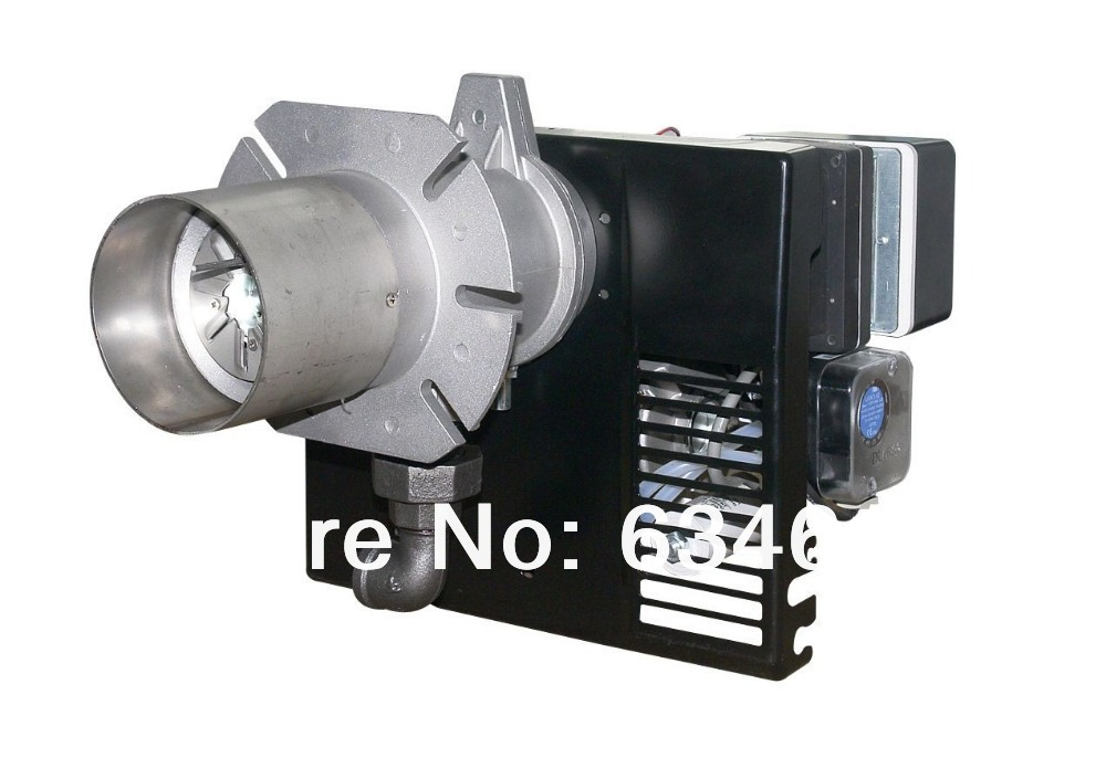 One stage gas fire burner, single stage, automatic Gas fired burner,Boiler burner