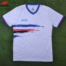 DIY Fully sublimation costom soccer t-shirt for men