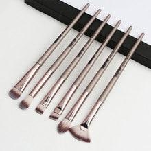 Professional Makeup Brushes Set Pro Powder Eyeshadow Eyeliner Eye brow Blend Concealer Shading Make Up Brush Cosmetic Tool Kit недорого