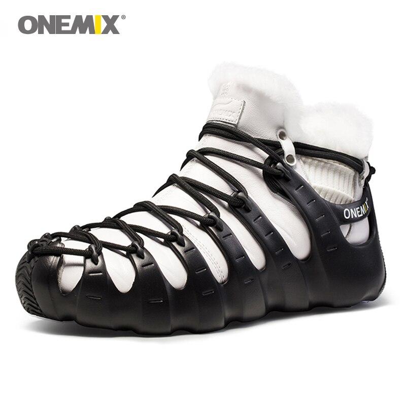 Hot Onemix Winter Mens Trekking Shoes Anti Slip Walking Shoes  Comfortable Warm Outdoor Sneakers For Women Winter Keeping  Shoessneakers for womensneakers outdoorsneakers sneakers