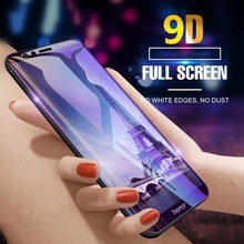 Tempered Glass For Honor 10 9 Light Cover Protective On/for Lite Safety/protective 8x 8