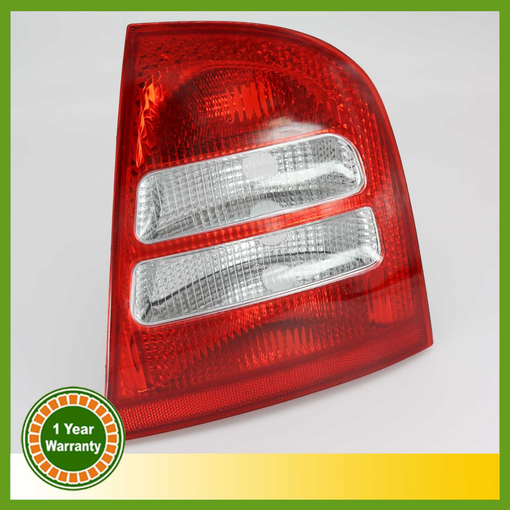 For Skoda Octavia A4 MK1 Sedan 2000 -2004 Right Side Tail Light Rear Light Car Styling free shipping for skoda octavia sedan a5 2005 2006 2007 2008 left side rear lamp tail light
