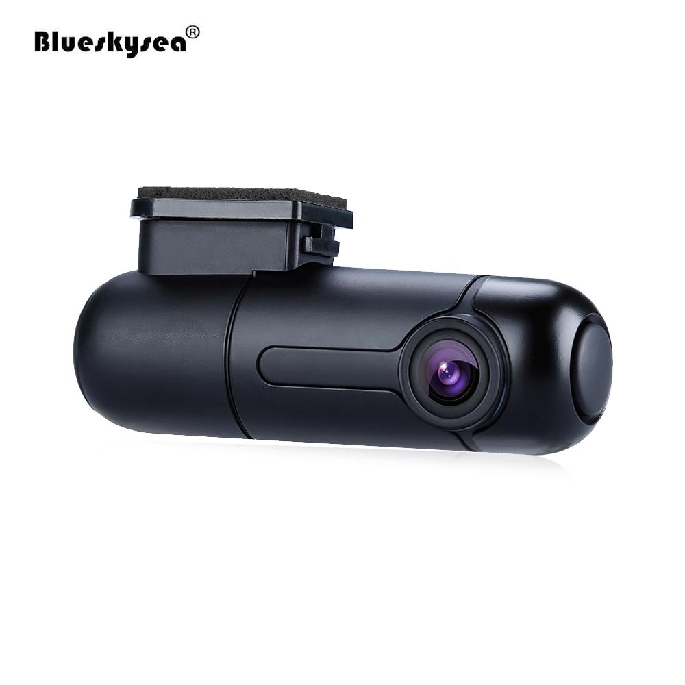 Blueskysea Car WIFI DVR B1W mini Dash Camera Rotatable Lens NT GM8135S high HD 1080P Dashcam Sony IMX323 Car Recorder