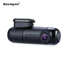 Blueskysea автомобилей, Wi-Fi DVR B1W мини тире камеры вращающийся объектив NT GM8135S высокого HD 1080 P dashcam Sony IMX323 автомобиля рекордер