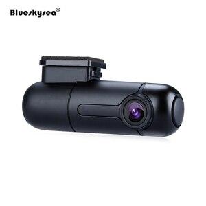 Image 2 - Blueskysea רכב WIFI DVR B1W מיני דאש מצלמה Rotatable עדשה NT GM8135S גבוהה HD 1080P Dashcam Sony IMX323 רכב מקליט