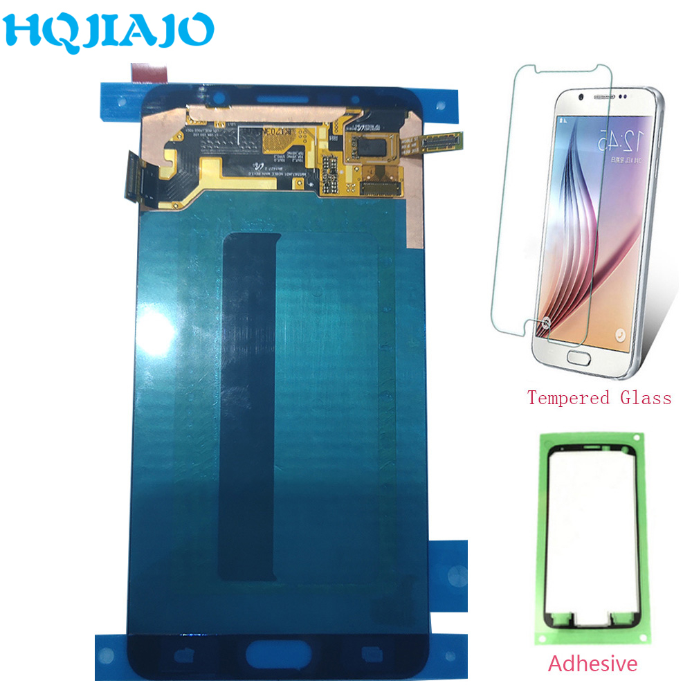 Super Amoled For Samsung Note 5 LCD Display Touch Screen Digitizer For Samsung Galaxy Note 5 N920 N920I N920G N920T Original LCD