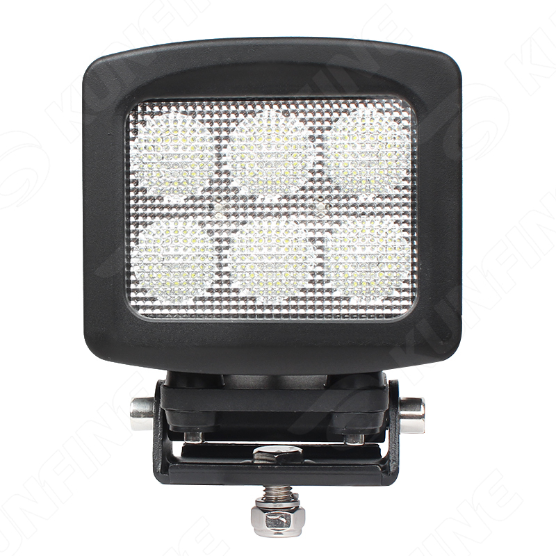 5.3 inch 60W LED Work Light 12V~30V DC LED Driving Offroad Light For Boat Truck Trailer SUV ATV LED Fog Light Waterproof 1pcs 120w 12 12v 24v led light bar spot flood combo beam led work light offroad led driving lamp for suv atv utv wagon 4wd 4x4