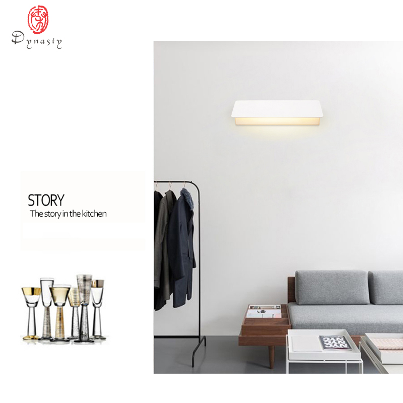 Dynasty İşıqlandırma Müasir Alüminium LED Divar lampaları - Daxili işıqlandırma - Fotoqrafiya 6