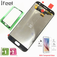 IFEEL 100 Tested LCD Display Touch Screen Digitizer Repair For Samsung Galaxy J3 2017 J330 J3