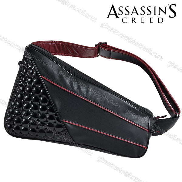 Desmond Brand New Assassins Travel Gamer Pu Creed Man Bag Fashion 3 iuPXkZ
