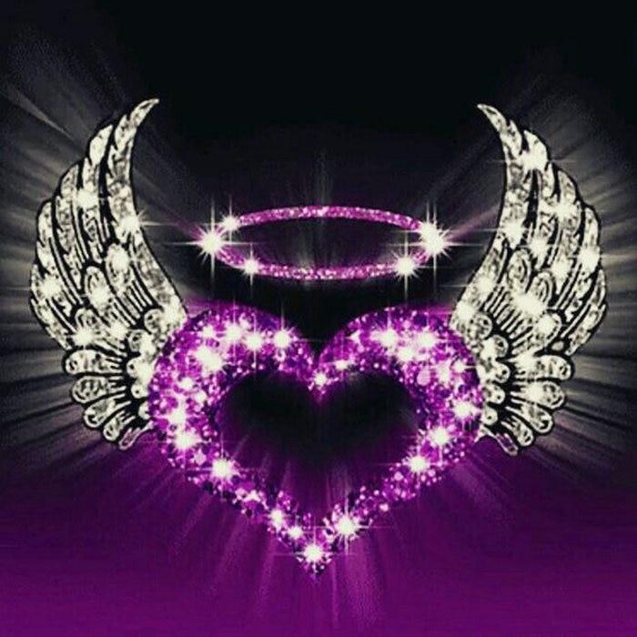 оборудование, картинки сердце с крыльями кому-то