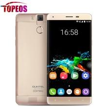 Original OUKITEL K6000 PRO Cell Phone 6000mah 5.5″ FHD Android 6.0 MTK6753 Octa Core 4G LTE 13.0MP 3GB RAM+32GB ROM Fingerprint
