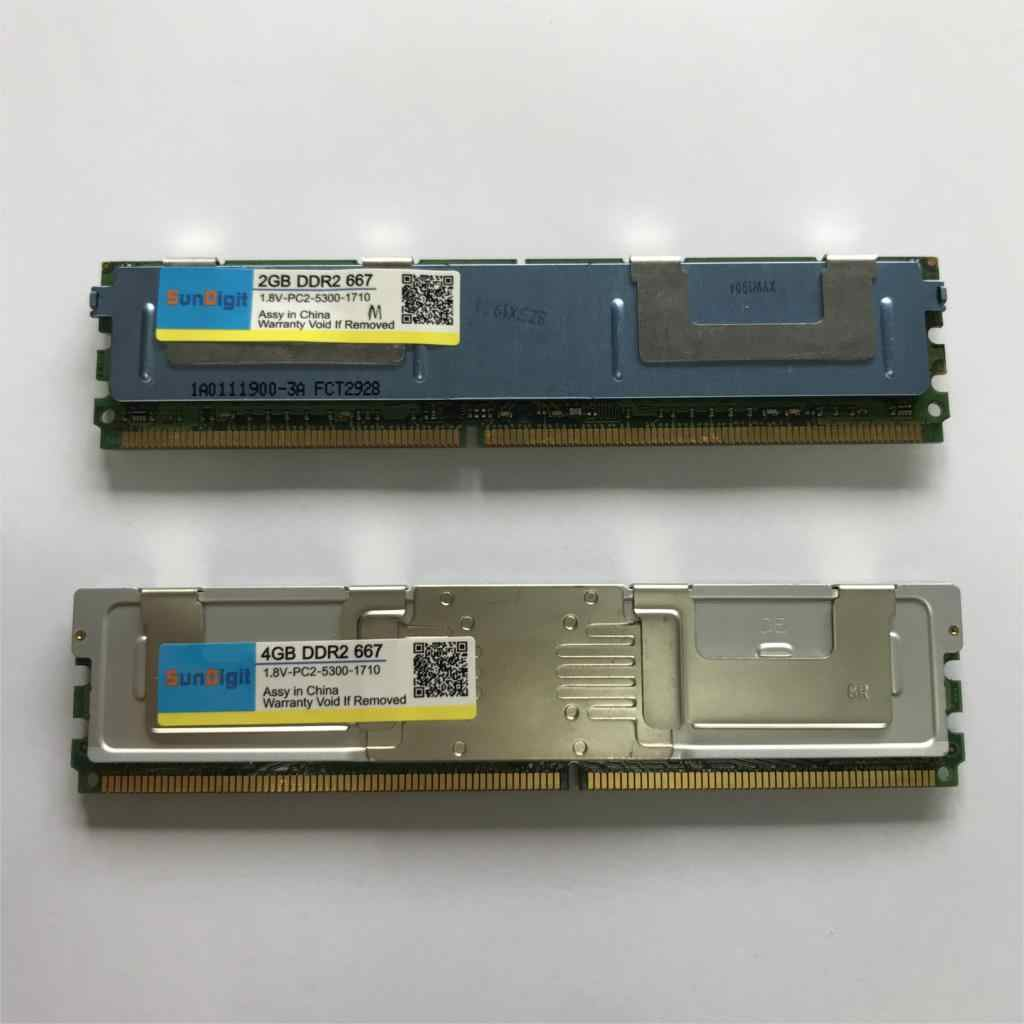 4GB DDR2-667 PC2-5300 Memory RAM Upgrade for the Aspen Systems AMD Opteron Series 4U SERVER MEMORY