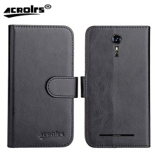 teXet TM-5074 Case 6 Colors Flip Dedicated Leather Exclusive 100% Special Phone Cover Cases Card Wallet+Tracking мобильный телефон texet tm 404