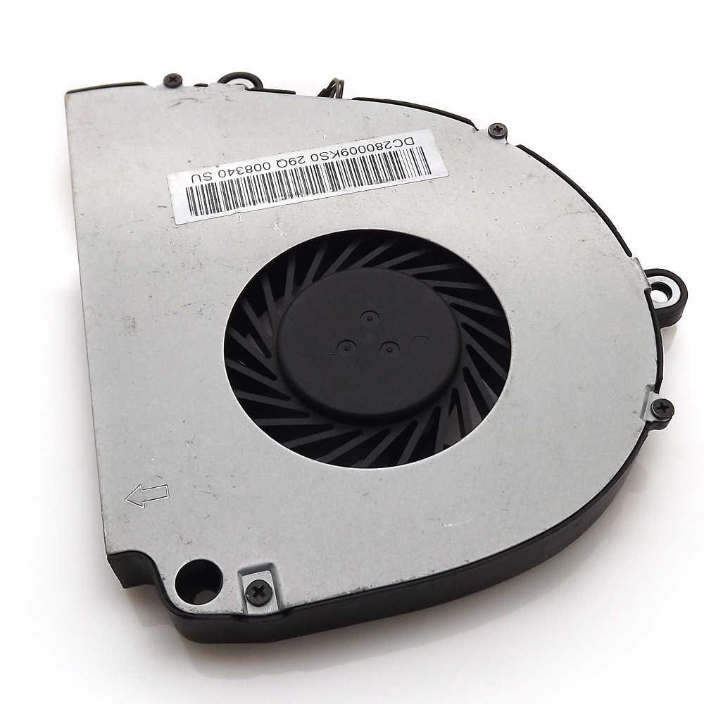 Yeni DC280009KS0 MF60090V1-C190-G99 ACER V3-571G V3-571 E1-531 E1-571 E1-521 E1 Ağ Geçidi NV57H NV55S dizüstü bilgisayar cpu soğutma fanı