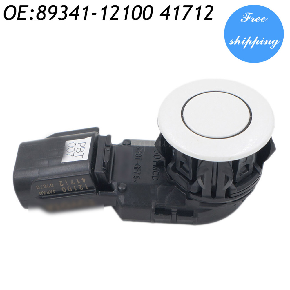 Parking Sensor Distance Control PDC For TOYOTA 89341-12100 41712