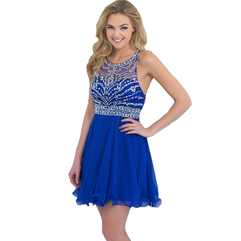 Compare Prices on Short Royal Blue Sequin Dress- Online Shopping ...
