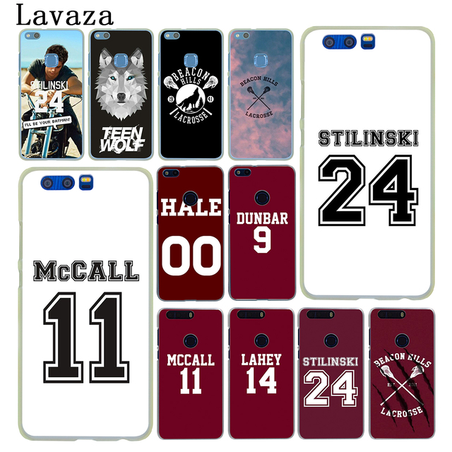 Lavaza Classique Teen Wolf Scott Quote 11 Case For Huawei Y6 Y3 Y5 II Y7  2017