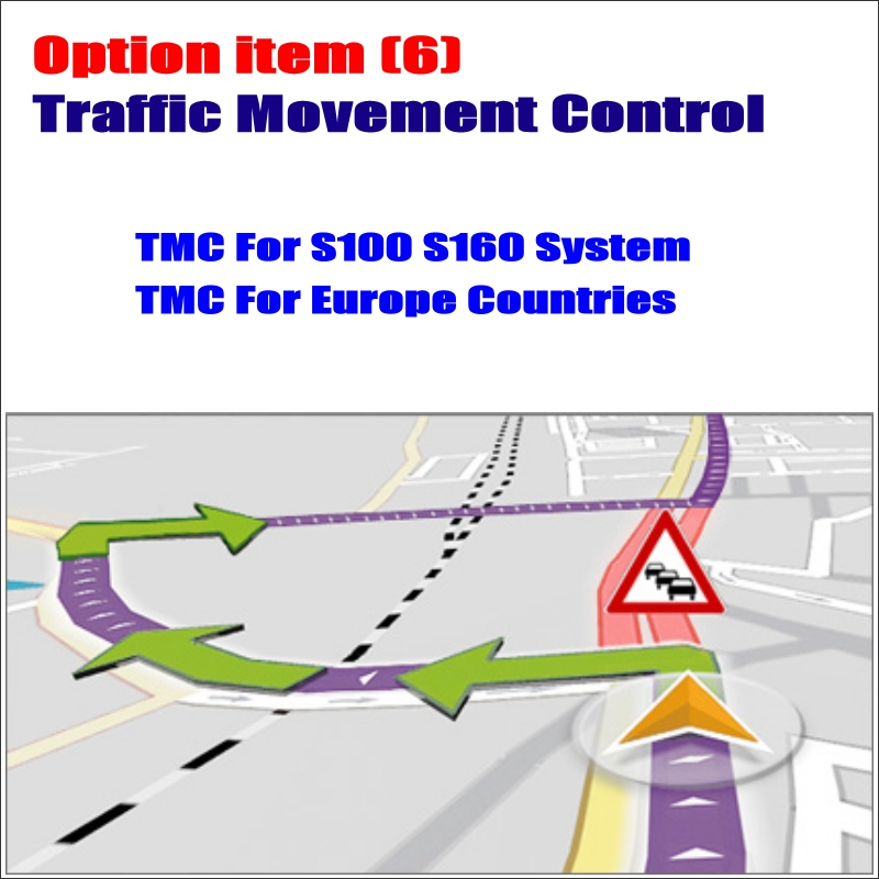 Car TMC Traffic Message Channel Receiver Mini USB Module For Europen Countries Special For S100 S150
