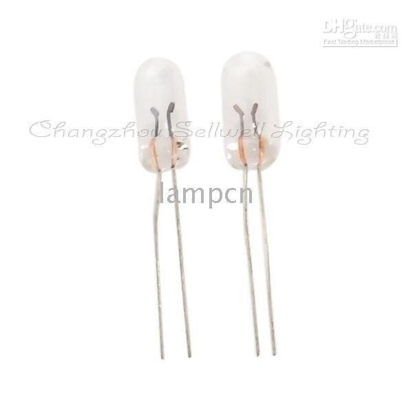 2019 Miniaturní zářivky lihgting 1,5v 0,05a 4x10 a268