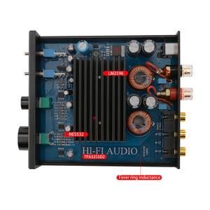 Image 5 - AIYIMA TPA3255D2 Amplifier 300W HIFI Mono Channel Audio Power Subwoofer Amplifier Class D AMP NE5532 OP AMP For Home Sound Audio