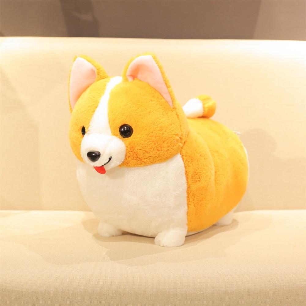 Children Body Cartoon Plush Kids Stuffed Animal Present Winnie Gift Toys Kawaii Birthday Fat Dog Daisy Dolls Baby Cokey 4