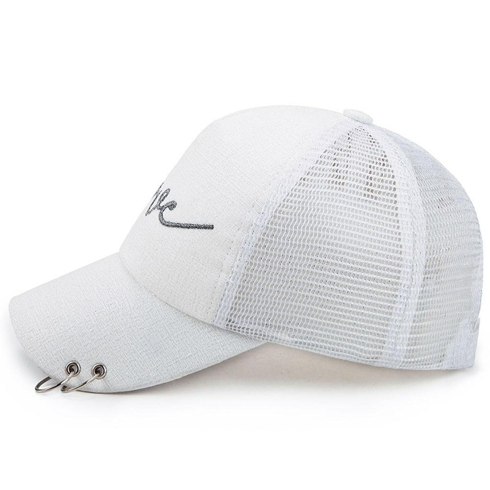 Composite Bats Unisex Baseball Cap Mesh Snapback Hip Hop Flat Hat