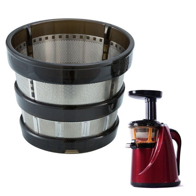 Медленно соковыжималка для Hurom Запчасти для блендера фильтр грубой очистки небольшое отверстие для Hurom HH-SBF11 HU-19SGM запасные части для