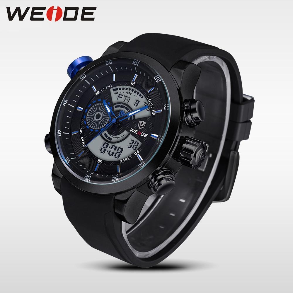 WEIDE Relojes Hombres Marca de Lujo Deporte Ejército Ejército Reloj - Relojes para hombres - foto 3