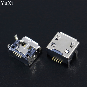 YuXi 1pcs 5pin type B for JBL FLIP 3 Bluetooth Speaker Micro mini USB Charging Port jack socket Connector repair 5 pin цена 2017
